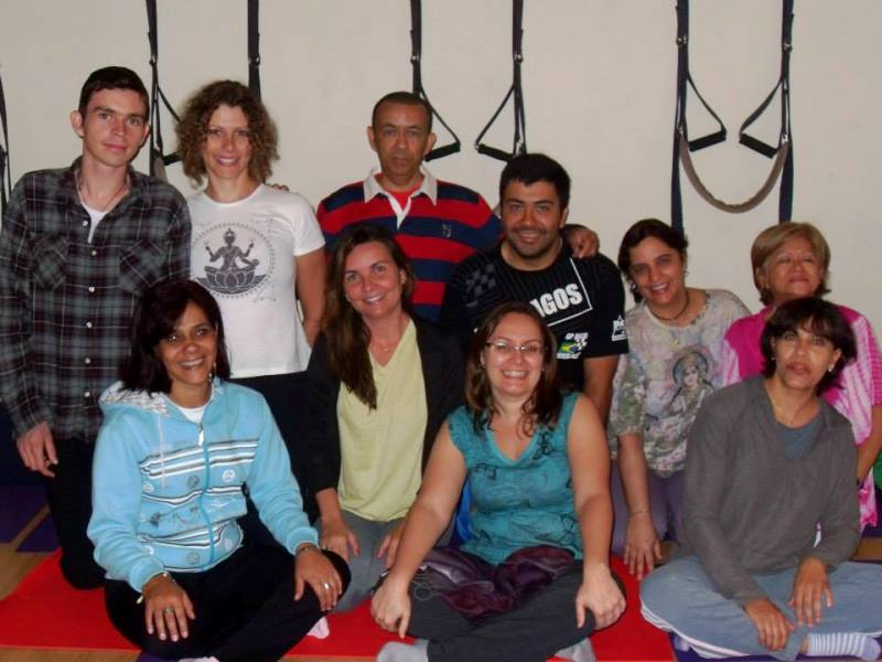 Aprofundamento Yoga