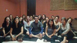 Chá & Yoga ( yoga com mantras)